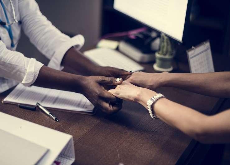 Relação do profissional de saúde com o paciente